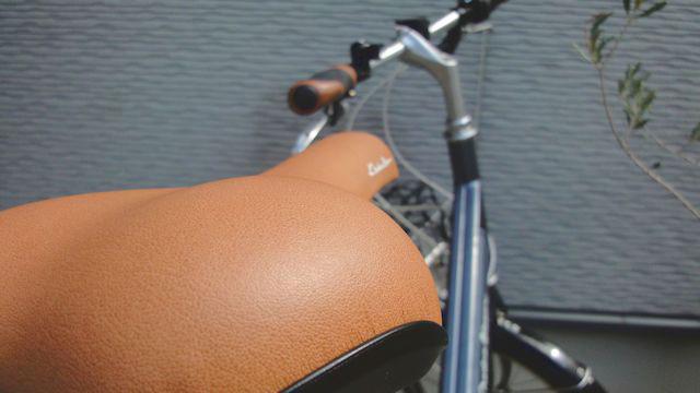 自転車訪問
