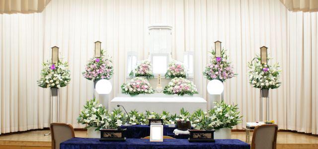 友人葬祭壇デザイン