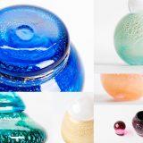 手元供養:デザインガラス骨壺は大人気?