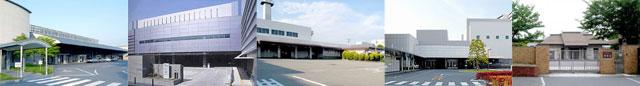 大阪市の火葬場・外観