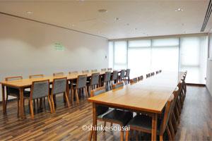 堺市立斎場・控室洋室