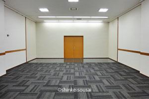 大阪市立小林斎場・式場