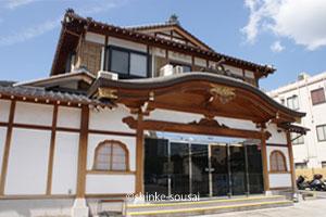 西栄寺大阪・大式場