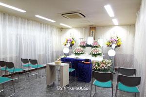 西栄寺西心館・式場