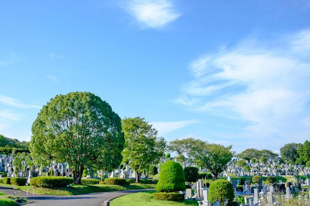墓地(運営者)の種類と特徴