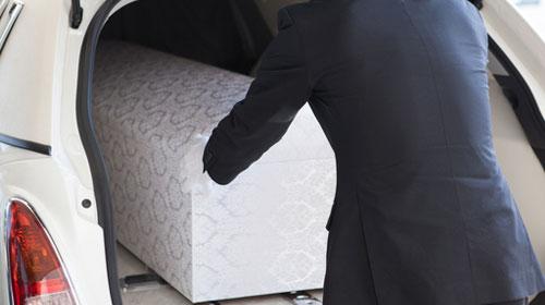 直葬(火葬のみ)のお葬式日程・ご出棺