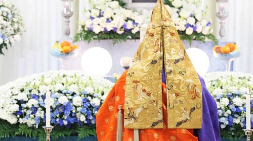 1日葬のお葬式日程・告別式