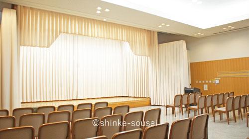 無宗教葬(お坊さんなし)のお葬式日程・葬儀式場搬送