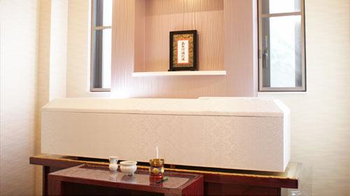 生活保護葬(福祉葬)のお葬式日程・ご納棺